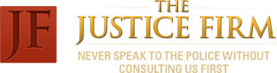 Logo of The Justice Firm